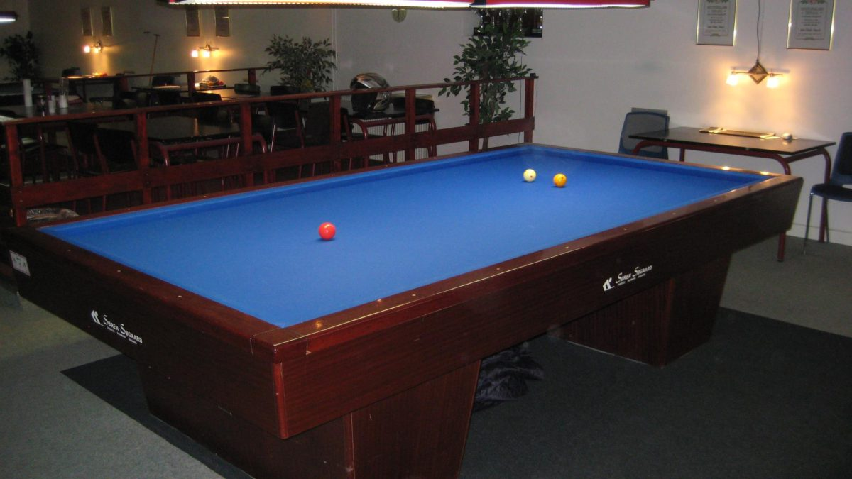 Albertslund Billard og Snooker Club